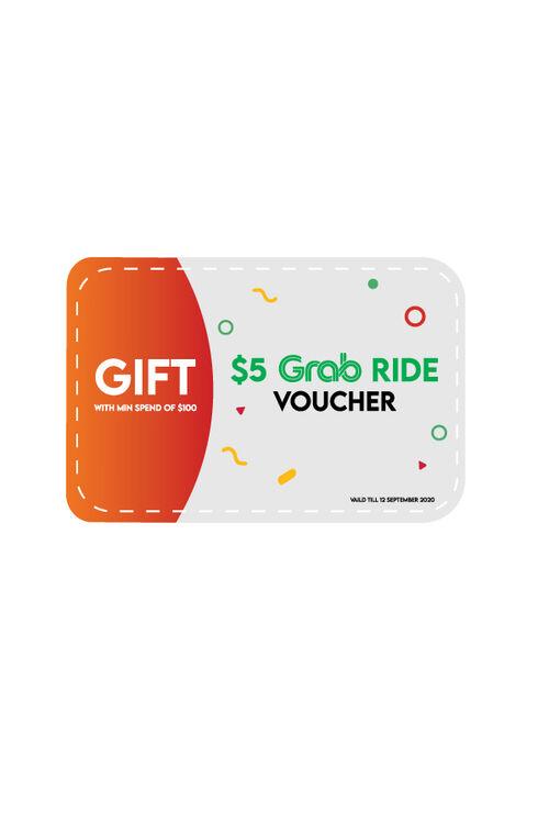 Gift GRAB $5 VOUCHER