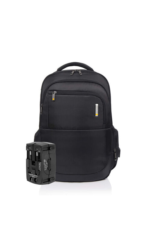 Segno Backpack 1 + Universal Travel Adapter