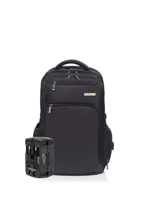 Segno Backpack 3 + Universal Travel Adapter