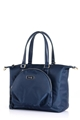 Lipault Plume Essentials Round Pocket Travel Tote Bag S
